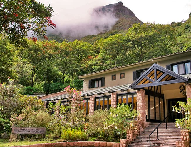Belmond Sanctuary Lodge Machu Picchu Luxury Hotel
