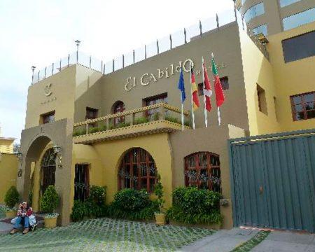 Cabildo Luxuoso Hotel Arequipa 5 Estrelas