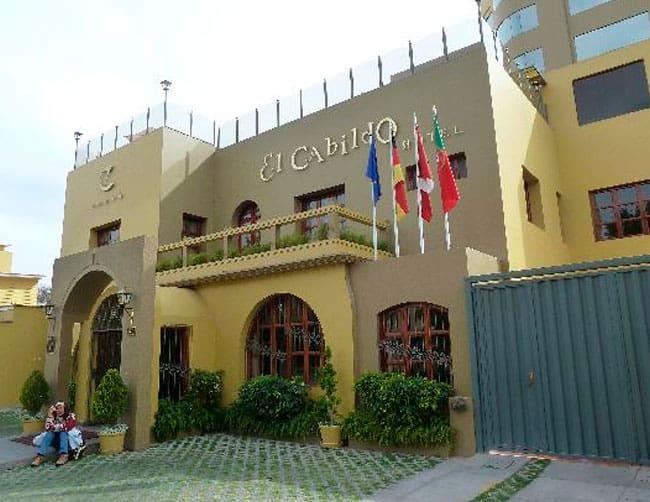 Cabildo Lujoso Hotel Arequipa 5 Estrellas