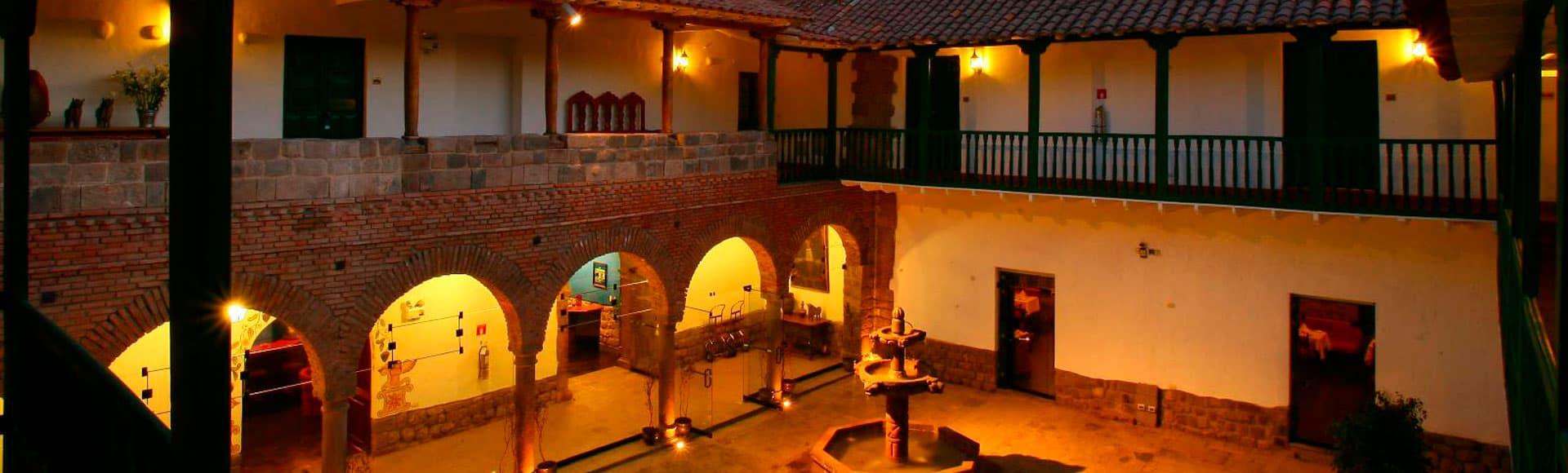 casa andina classic cusco catedral 3 star per tours sta On hotel casa andina classic catedral