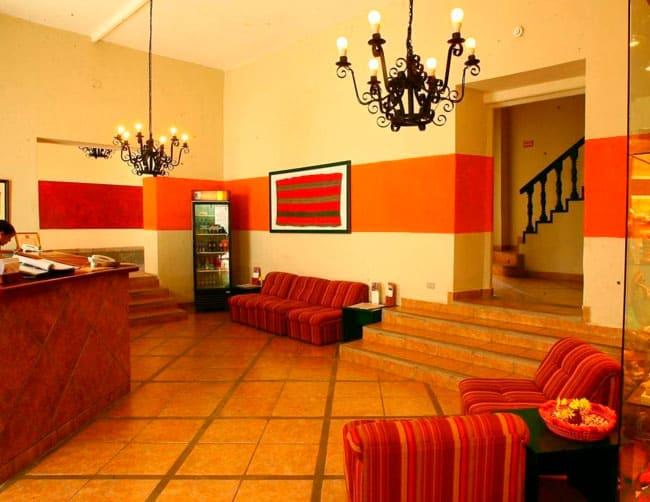 Casa Andina Classic Cusco Catedral Hotel 3 Estrelas