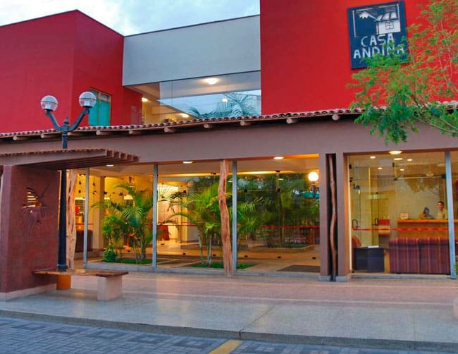 hotel casa andina classic nazca peru