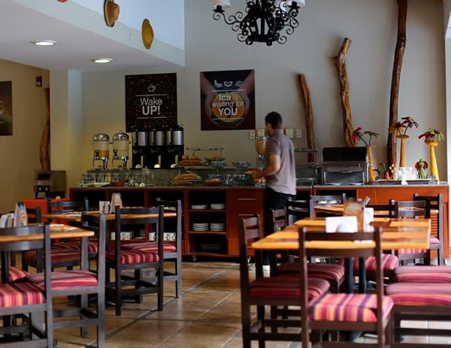 hotel casa andina classic nazca