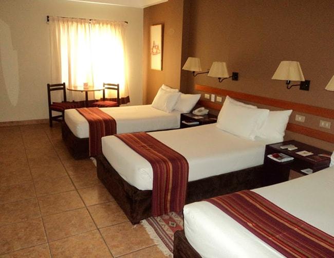 hotel casa andina standard nazca