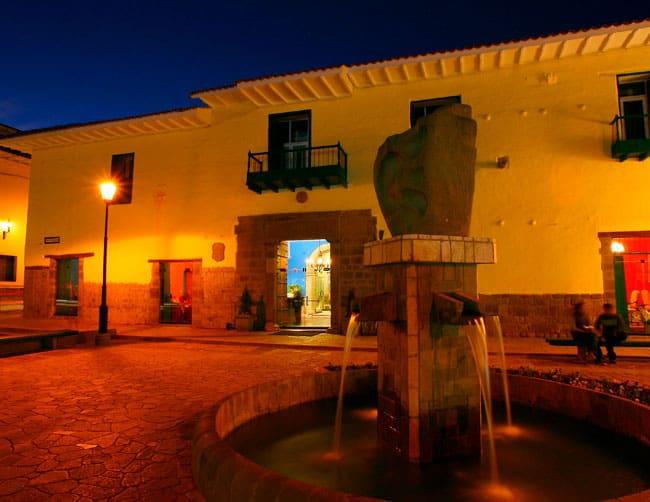 casa andina cusco hotel