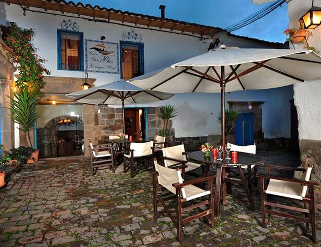 hotel casa san blas cuzco
