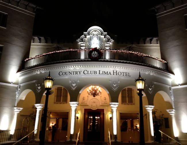 Hotel Luxury Country Club Lima Hotel