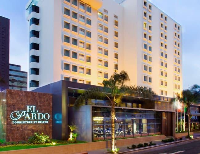 Hotel El Pardo DoubleTree By Hilton Lima