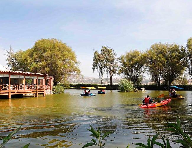 Estelar lago hotel arequipa