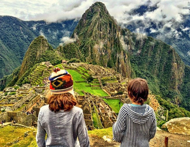 Family Christmas Vacation Packages Peru Iletours