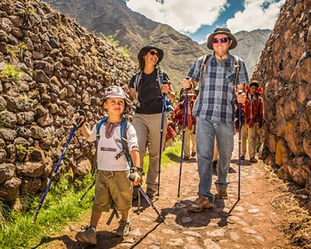 Family vacations for Christmas in Peru  09 Days