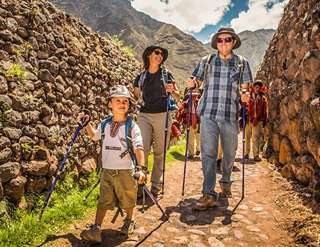 Family Trips During christmas peru iletours