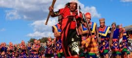 24th of June – Inti Raymi 2018 – 01 Day