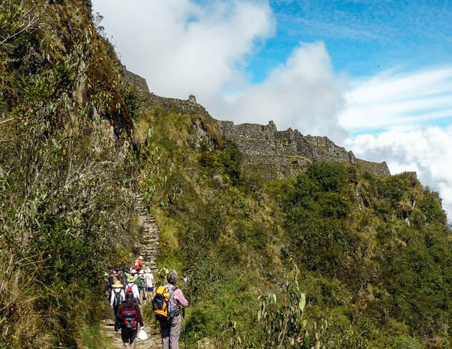 Hiking Holiday Destinations Peru Iletours