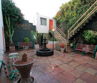 Ensueno Hotel Arequipa