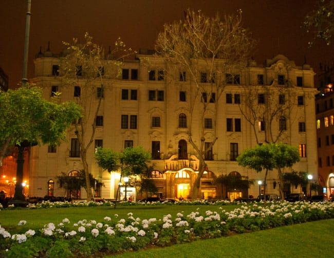 hotel bolivar arequipa