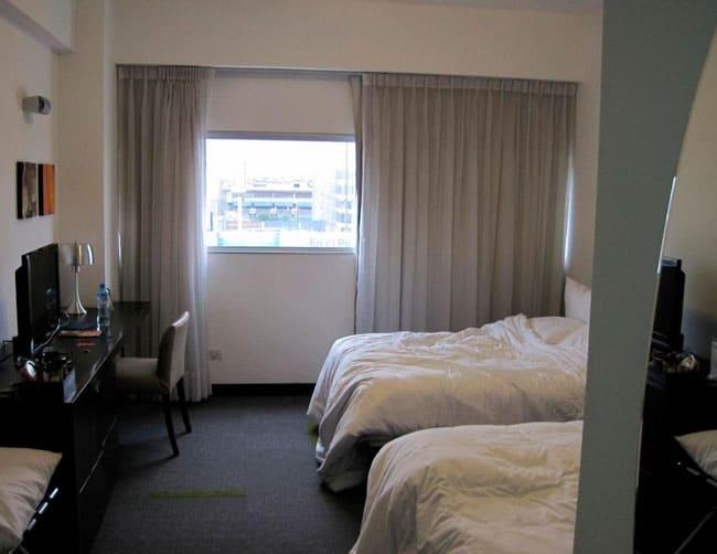 hotel en aeropuerto de lima