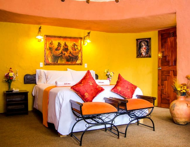 Kuntur Wassi Colca Luxurious Hotel  Condors House 3 Estrelas