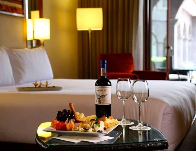 Hotel luxo Hilton Garden Inn Cusco 5 estrelas