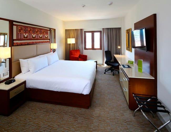 hotel hilton garden inn en cusco