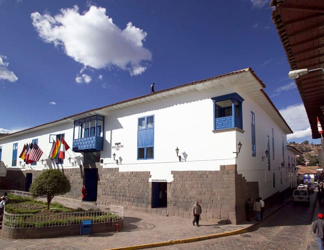 hotel libertador cusco luxury collection
