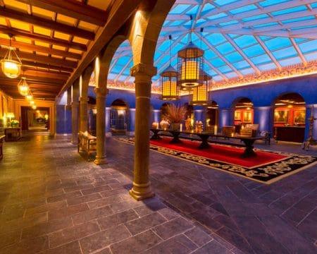 Hotel Libertador Palacio del Inka Hotel Cuzco 5 Estrelas