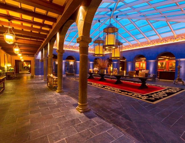 Hotel Libertador Palacio del Inka Hotel Cusco