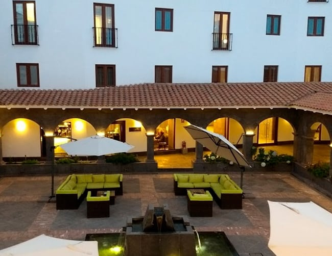 Hotel luxury hilton garden inn cusco