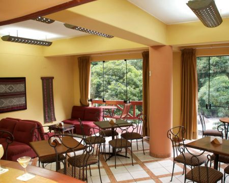 Hotel Hatuchay Tower em Machu Picchu Peru 3 estrelas