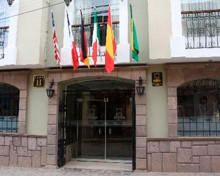 Casona Plaza Hotel Puno