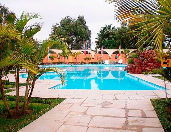 El Mirador Hotel Paracas