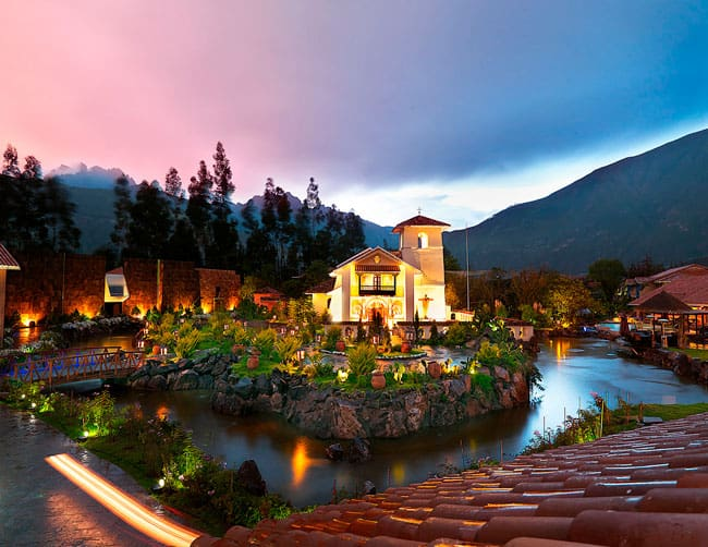 Aranwa Sacred Valley Boutique Hotel 5 Estrellas