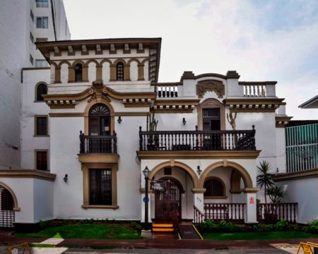La Castellana Hotel Lima 3 Estrelas