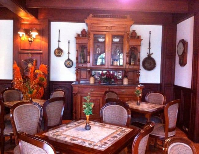 Luxury hotel in Lima Peru