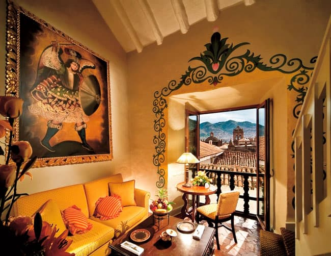 Novotel Cusco Hotel  Luxo  4  estrelas