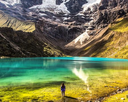 Humantay Lake, Machu Picchu Private Tour 5 Days