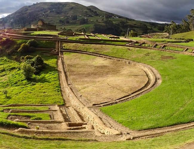 Ingapirca Trekking Ecuador Iletours