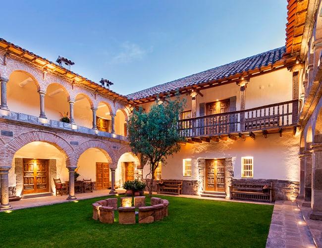 Hotel Inkaterra la Casona Cusco