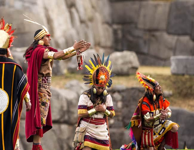 Inti Raymi Festival of the Sun Cusco Peru iletours