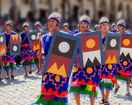 Inti Raymi (2020) Feast do Sol