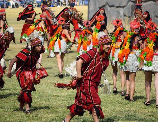 Inti Raymi Festival Cusco Peru Iletours