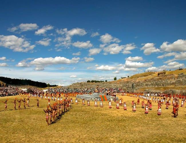 Inti Raymi Festival in Cusco iletours