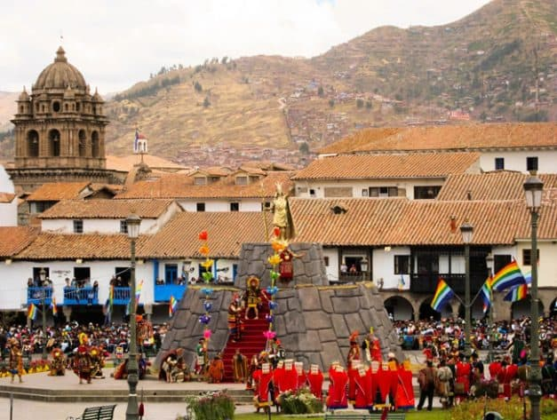 24th of June – Inti Raymi 2020 – 01 Day