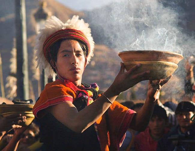 Inti Raymi Festival Tours Iletours