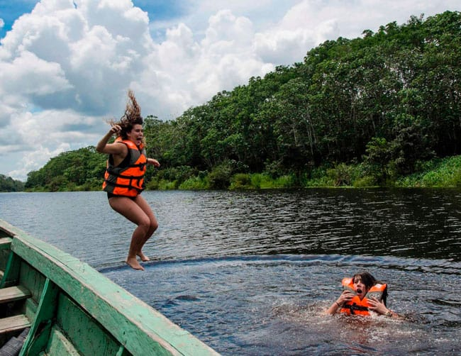 iquitos peru amazon tours