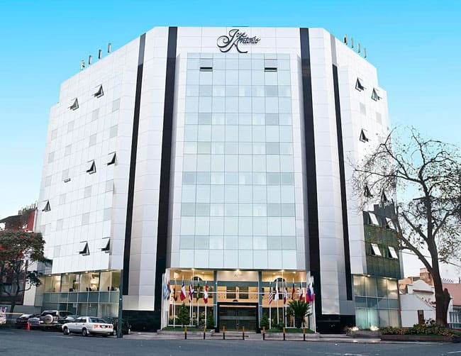 Hotel Jose Antonio Lima