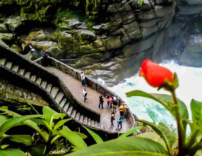Jungle Tours Banos Ecuador Iletours