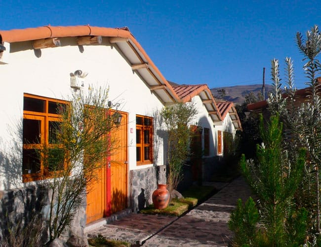 Casa andina hotel arequipa