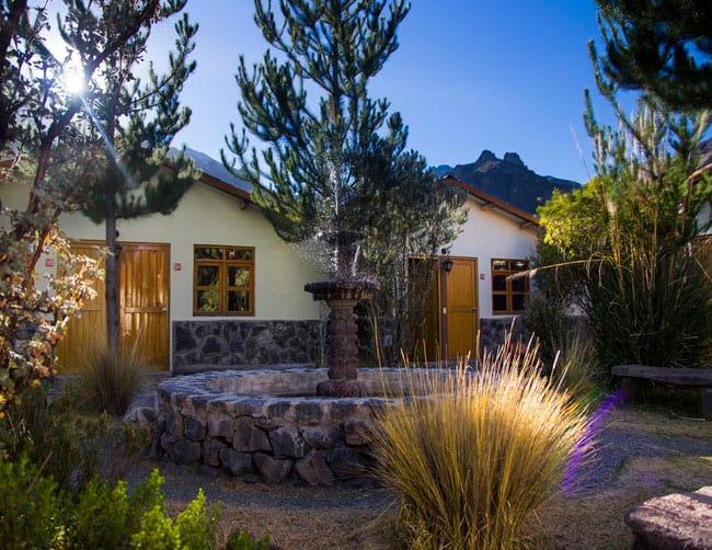 Casa Andina hotel Colca Canyon