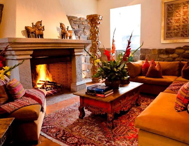 La Casona Hotel Cusco Peru 5 estrelas
